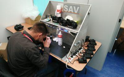 MySAV soutient Sony en Belgique