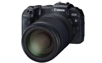 Canon annonce l'EOS RP