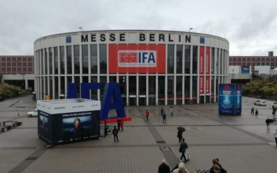 MySAV présent à l'IFA 2019 à Berlin