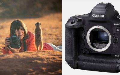 Canon dévoile son nouvel EOS 1DX Mark III