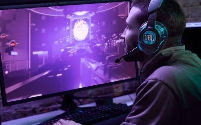 JBL lance sa première gamme de casques gaming